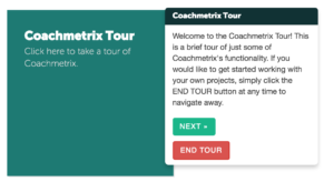 Coachmetrix Tour