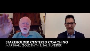 Marshall Goldsmith + Sal Silvester Discuss Behavior AND Perception Change